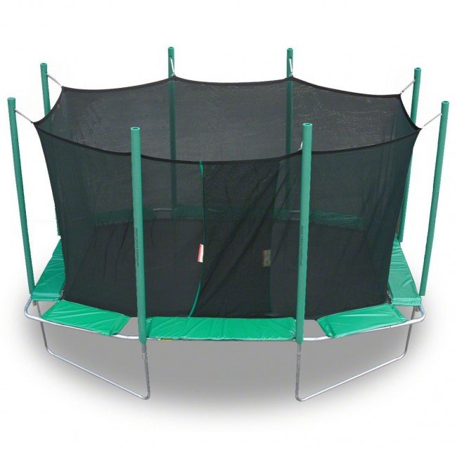 Magic Circle 9 X 14 Foot Rectangle Trampoline With