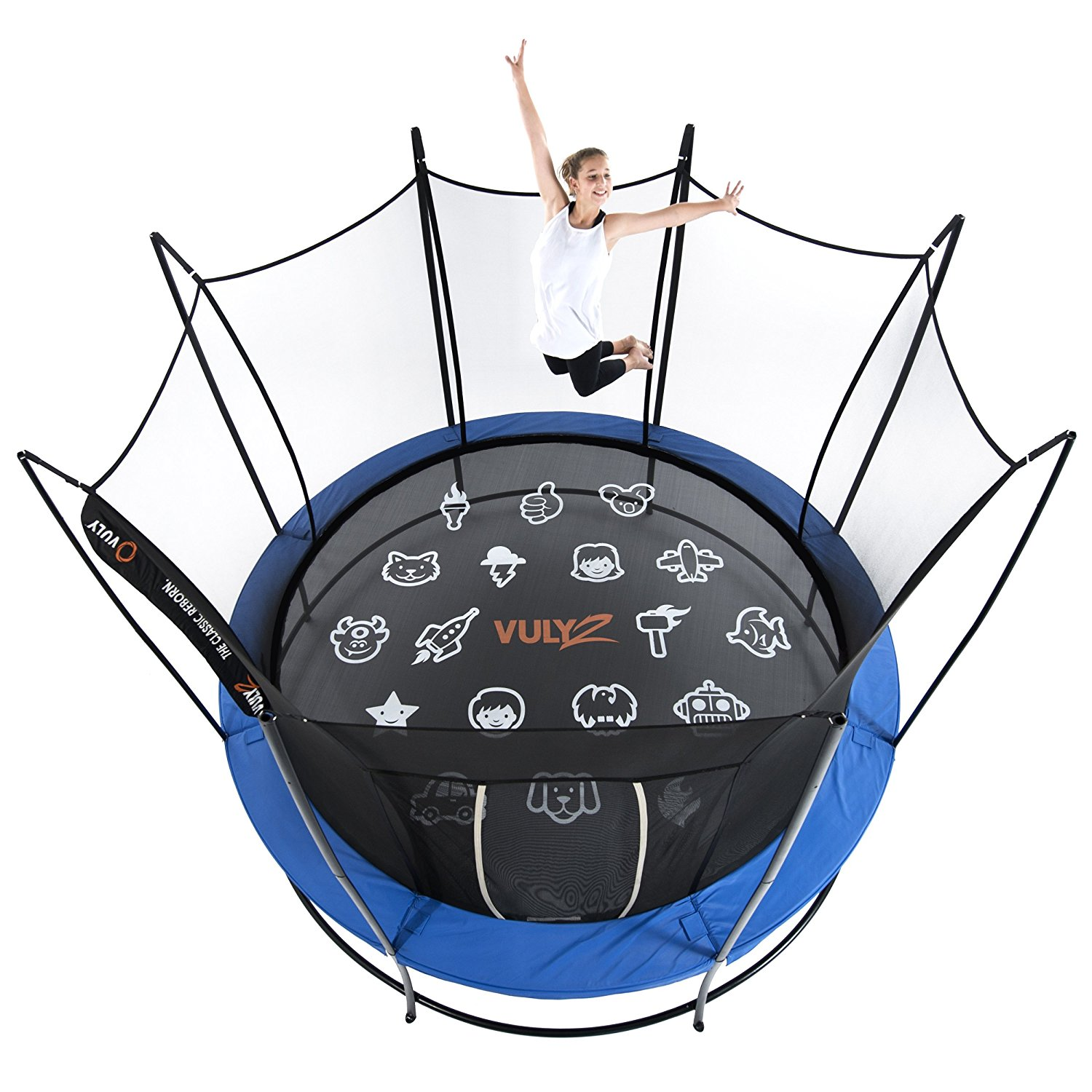 Vuly 2 10 Foot Trampoline
