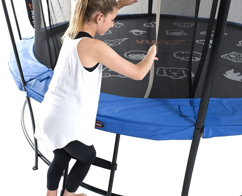 Vuly 2 12 Foot Trampoline Airtrampolines
