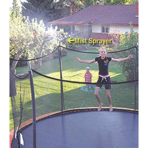 Propel Trampoline Mist-Sprayer + Ladder Combo