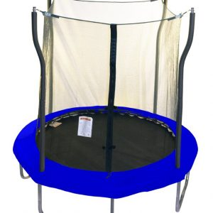 8 foot Propel kids trampoline with safety net