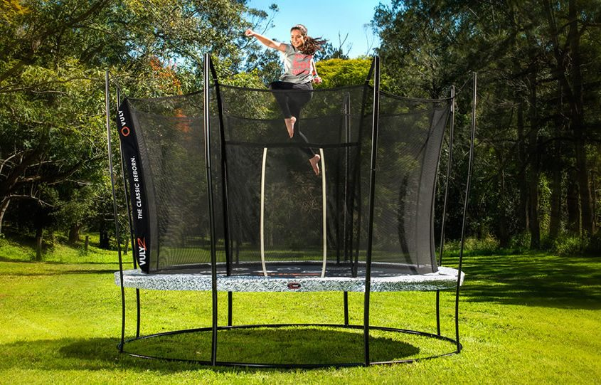 Vuly 2 10 Foot Trampoline Airtrampolines